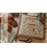 Berry Days At Thistle Down Farm cross stitch With Thy Needle Brenda Gerv... - $10.80