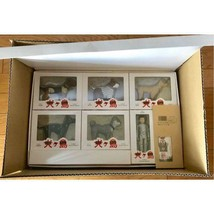 Isle of Dogs Movie Figure 6pcs Complete Set Wes Anderson From Japan New - $386.09