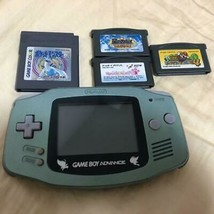 Nintendo Game Boy Advance Celebi Green Console Video Game From Japan - $148.49