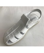 New Faranzi Men's Casual Summer Fisherman White Sandals 81670 - $39.99