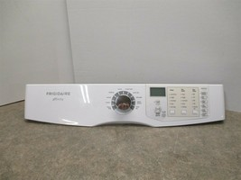 FRIGIDAIRE DRYER CONTROL PANEL (BUBBLED/YELLOWED/SCRATCHES) 137505312 80... - $235.00