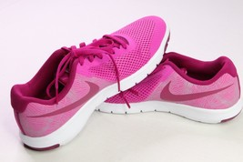 Nike Flex Experience RN 5 Pink 844988-600 Athletic Running Sneakers Shoes Size 5 - $44.54