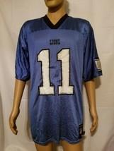 Detroit Lions NFL Players Inc Reebok Roy Williams Mens Medium Blue #11 J... - €20,89 EUR
