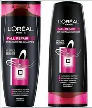L'Oreal Paris Fall Repair 3X Anti-hair Fall Shampoo 360ml & Conditioner ... - $28.21