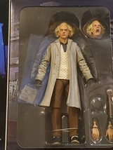 NEW SEALED NECA Back to the Future Ultimate Doc Brown Classic Action Figure - $29.69