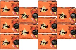 20 Tone Mango Splash-Cocoa Butter & Papaya Bath Bar Soap-10 Pk Lot=Twent... - $49.47