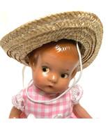 Vintage Effanbee Doll March Girl 1988 Patsyette 9605 New York - $53.46