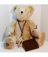 Boyd's Bears Theodore M. Bear 100th Anniversary Bear 2000 Ltd Ed signed - $125.00