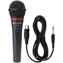 Karaoke Usa Professional Dynamic Microphone With Durable Metal Case & Gr - $49.74