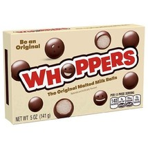 WHOPPERS Malted Milk Balls Candy, Movie Snack, 5 oz - $5.99