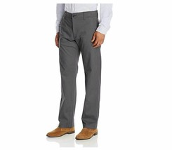 LEE Men's Big & Tall Performance Series Extreme Comfort Pant Charcoal, 44W x 30L - $32.71