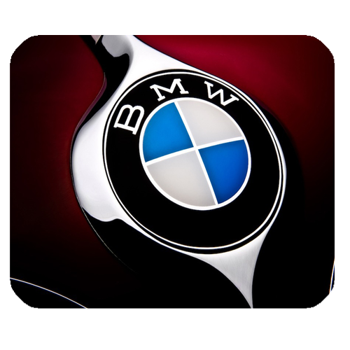 Mouse Pad Bmw Logo Luxury Sport Car Black And 50 Similar Items