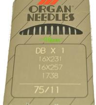 Organ Machine à Coudre Aiguilles 16X231-75 - $7.52