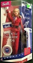 Barbie for President 2004 - $29.00