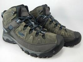 Keen Targhee III Media Altezza Size 8.5 M (D) Eu 41 Uomo Wp Scarpe da Trekking