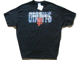 MLB San Francisco Giants Short Sleeve Tee 2 XL Official NWT - $15.99
