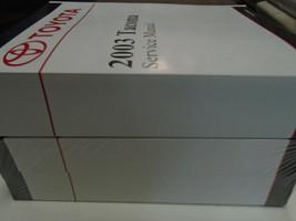 2003 Toyota TACOMA TRUCK Service Shop Repair Manual Set FACTORY BRAND NE... - $287.10