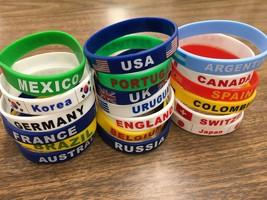 World Cup Soccer bracelets - $3.00+