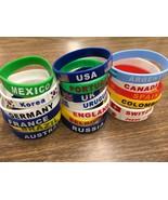 World Cup Soccer bracelets - $6.00