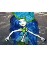 Lagoona Royal Blue OOAK Doll Monster High Remake Custom Repaint #Halloween - $39.59