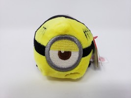 Teeny Ty Mini Soft Plush Stuffed - New - Despicable Me Prison Mel Minion - $8.54