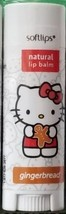 Softlips Hello Kitty Limited Edition Lip Balm Gingerbread - $4.00