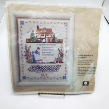 Creative Circle 0562 Stichers's Sampler Needlepoint Kit Complete - $19.99
