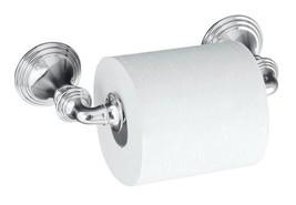 KOHLER K-10554-CP Devonshire Toilet Tissue Holder, Polished Chrome