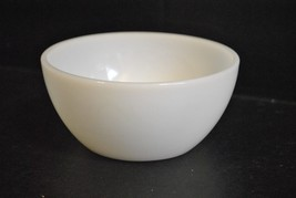 "Federal Glass 5"" Milk Glass bowl 1960s - $5.89"