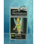 Tomy Disney Magical Collection Mini Figure Keychain Peter Pan Tinker Bell - $24.99