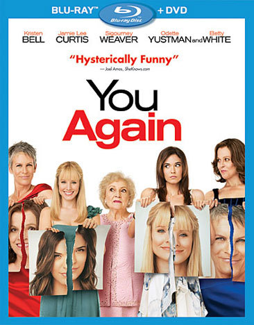 You Again (Blu-Ray/DVD/2 Disc Combo/Ws-2.40/Eng-Fr-Sp Sub)