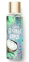 Victoria's Secret Coconut Craze Fragrance Mist Body Spray 8.4 oz LTD ED New - $16.70