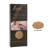Sorme Cosmetics Always Perfect Brows, True Blond 39, 0.12 Oz - $28.95