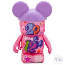 "Disney Parks Vinylmation 2012 Disney Parks Figure - Pink - 3"" NIB - $24.70"
