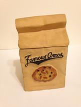 Famous Amos cookie jar - $49.99