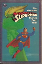 DC The Greatest Superman Stories Ever Told SC Clark Kent Metropolis Lois... - $9.95