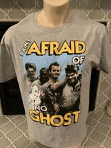 Ghost Busters Retro T Shirt I Aint Afraid Of No Ghost Size M - $14.84