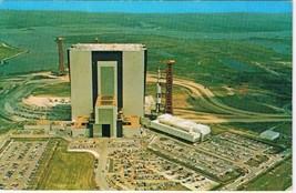 Florida Postcard Apollo/Saturn V Facilities John Kennedy Space Center NASA - $2.84