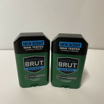 Brut Blue Wave Anti Perspirant Deodorant Lot Of 2 - $26.99