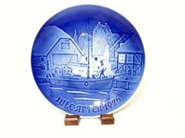 """Bing & Grondahl 6"""" Plate, Denmark Christmas 1976, Jule-Aften, #PLT-BG02 - $6.81"""
