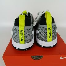 Nike Metcon DSX Flyknit 2X Mens Black White Yellow Training Running AO2807-017 image 5
