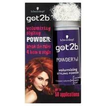 Schwarzkopf got2b POWDER'ful Poudre des Cheveux 10 g  - $24.07