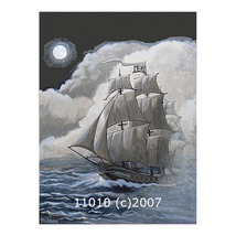 The Black Witch 11x14 Print - $14.99