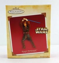 Hallmark Star Wars Ornament Anakin Skywalker 2004  - $19.79