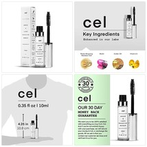 CEL MD Brow Lash Boosting Serum. Ginseng stem cell, biotin and Castor oi... - $41.80