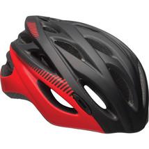 Bell Sports Quest Adult Bike Helmet, Black/Red - $51.43