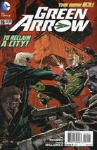 Green Arrow (5th Series) #16 VF/NM; DC | save on shipping - details inside - $4.99