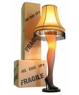 "A Christmas Story House - A Christmas Story Full Size 45"" Leg Lamp, Cream - $3.783,45 MXN"