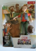 Marvel Rising Secret Warriors SQUIRREL GIRL Doreen Green Doll. Target Ex... - $12.19