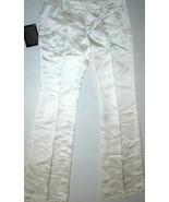 New Womens Designer Roberto Cavalli Italy Pants 46 10 NWT White Silk Tal... - $1,765.00